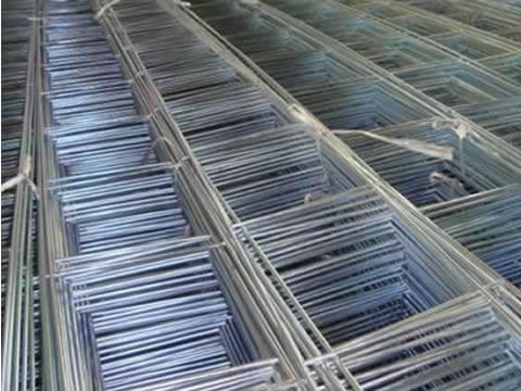 Ladder Mesh Reinforces Masonry Walls Construction
