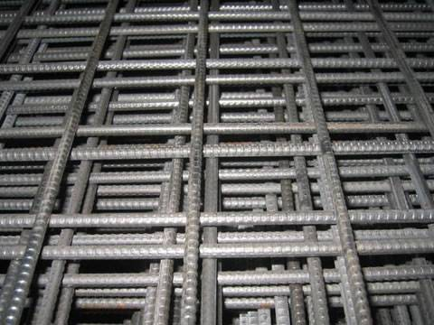 Square Reinforcing Ribbed Steel Mesh 6 M 215 2 4 M And 2 M 215 4 M